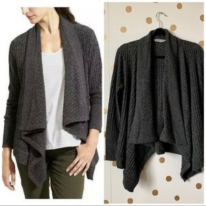 Athleta Tiburon Wrap Cardigan
